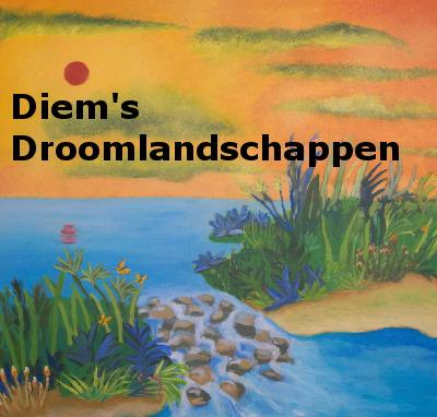 Diem's droomlandschappen, Gre Leffers en Henk Kale